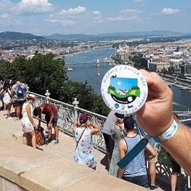 Logo Niedar w Budapeszcie